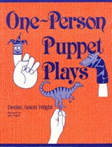 One Person Puppet Plays | D.A. Wright; John Wright |