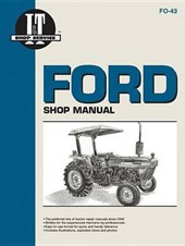 Ford Shop Manual Models 2810, 2910,