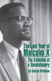Last Year of Malcolm X