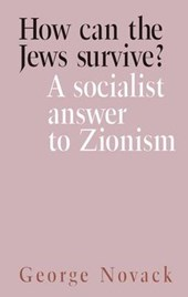 How Can the Jews Survive?