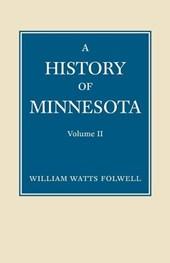 History of Minnesota Volume