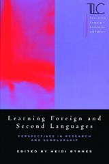Learning Foreign and Second Languages |  |