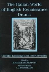 The Italian World of English Renaissance Drama