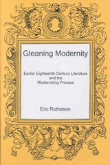 Gleaning Modernity | Eric Rothstein |