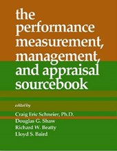 Performance, Measurement, Management, and Appraisal Sourcebook