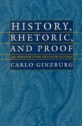 History, Rhetoric, and Proof