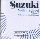 Suzuki Violin School, Volume
