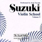 Suzuki Violin School, Volume