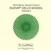 Suzuki Cello School, Volume