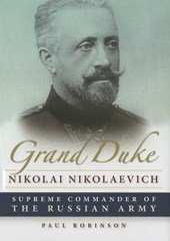 Grand duke nikolai nikolaevich
