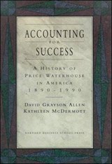 Accounting for Success | David G. Allen |