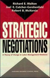 Strategic Negotiations