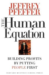 The Human Equation | Jeffrey Pfeffer |