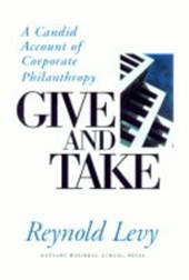 Give and Take | Reynold Levy |