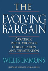 The Evolving Bargain | Emmons, Willis, Iii |