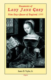 Documents of Lady Jane Grey