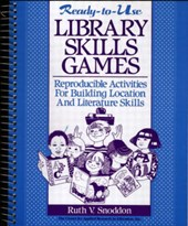 Ready-To-Use Library Skills Games