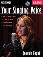 Your Singing Voice | Jeannie Gagne & Jonathan Feist |