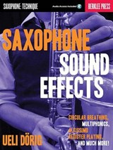 Saxophone Sound Effects | Ueli Dorig |