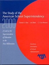 The Study of the American Superintendency,