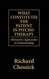 What Constitutes the Patient in Psycho-Therapy