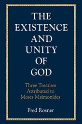 Existence and Unity of God | Fred Rosner |