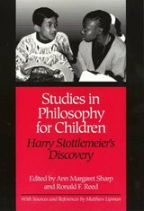 Studies in Philosophy for Children | Ann Sharp |