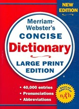 Merriam-Webster Concise Dictionary | Merriam-Webster |