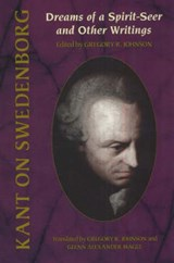 Kant on Swedenborg | Immanuel Kant |