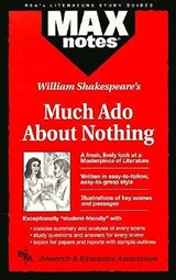 Much ADO about Nothing (Maxnotes Literature Guides) | Louva Elizabeth Irvine |