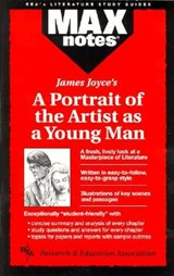 Portrait of the Artist as a Young Man, a (Maxnotes Literature Guides) | Matthew Mitchell |