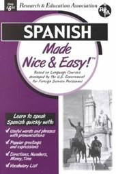 Spanish Made Nice & Easy