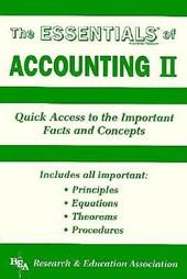 Accounting II