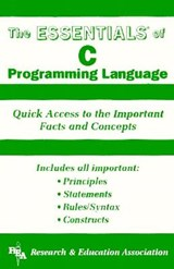 C Programming Language | Ernest C. Ackermann |