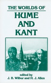 Worlds of Hume and Kant | James B. Wilbur |