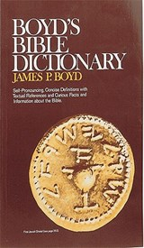 Boyd's Bible Dictionary | James P. Boyd |