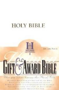 Gift & Award Bible-KJV | auteur onbekend |