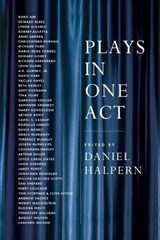 Plays in One Act | Dan Halpern |