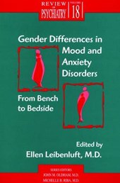 Gender Differences in Mood and Anxiety Disorders