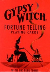 Gypsy Witch Fortune Telling Playing Cards |  |