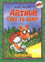 Arthur Goes to Camp | Marc Brown |