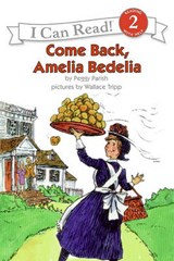 Come Back, Amelia Bedelia | Peggy Parish |
