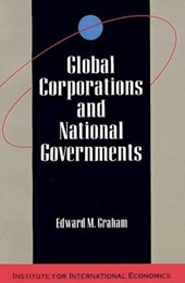 Global Corporations and National Governments | Edward Graham |
