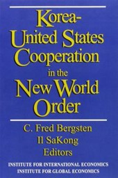 Korea-United States Cooperation in the New World Order