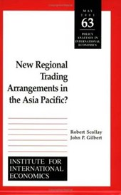 New Regional Trading Arrangements in the Asia Pacific