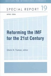 Reform of the IMF for the 21st Century