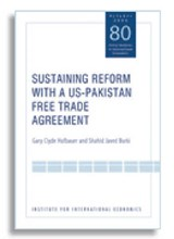 Sustaining Reform with a US-Pakistan Free Trade Agreement | Gary Clyde Hufbauer |