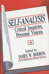 Self-Analysis | James W. Barron |