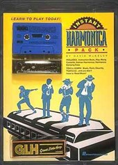 Instant Harmonica Pack [With *]