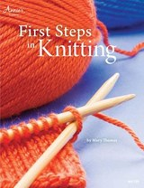 First Steps in Knitting | Annie's |